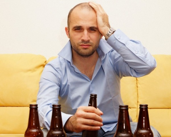 Болит голова после пьянки
