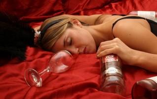 Нарушение сна при алкоголизме