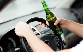 Штраф за вождение в алкогольном состоянии