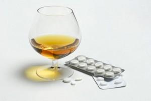 Алкоголь и препарат конкор, последствия совместного употребления